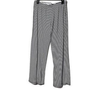 Tommy Hilfiger striped elastic pajama pants